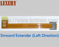 Linker Type 5 Normal Simcard Slot Extender (Luxury Version Left Direction)