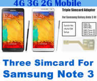BW-N3M-05H Triple Sim Card Adapter for Samsung Galaxy Note 3