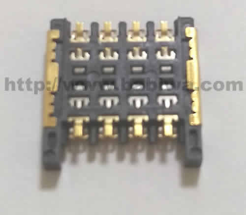Babiwa micro-simcard Connector No.babiwa-sim-02-A .universal Standarded micro-simcard Connector .universal micro-simcard Jack,micro simcard Slot,micro simcard Socket,micro simcard Holder etc. Also provide Customized Order and Soldering Service On PCB.Wholesale and Retail Accepted. (Free Shipping via Trackable Registered Airmail to Worldwide Area through post office)