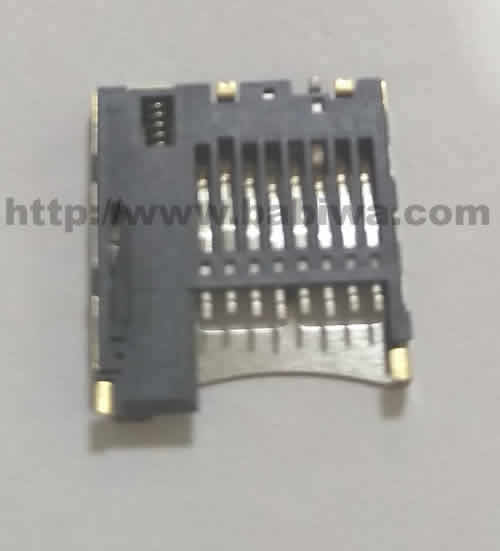 Babiwa micro-simcard Connector No.babiwa-sim-02-A .universal Standarded micro-simcard Connector .universal micro-simcard Jack,micro simcard Slot,micro simcard Socket,micro simcard Holder etc. Also provide Customized Order and Soldering Service On PCB.Wholesale and Retail Accepted. (Free Shipping via Trackable Registered Airmail to Worldwide Area) ail thru post office)