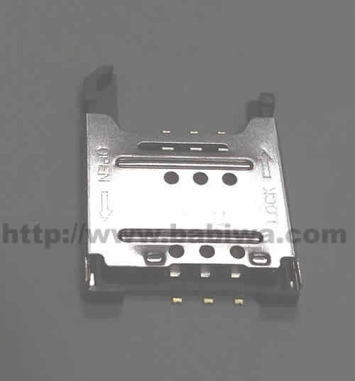 Babiwa Simcard Connector No.babiwa-sim-01-C .universal Standarded Mini-Simcard Connector .universal Simcard Jack,Simcard Slot,Simcard Socket,Simcard Holder etc. Also provide Customized Order and Soldering Service On PCB.Wholesale and Retail Accepted. (Free Shipping via Trackable Registered Airmail to Worldwide Area)