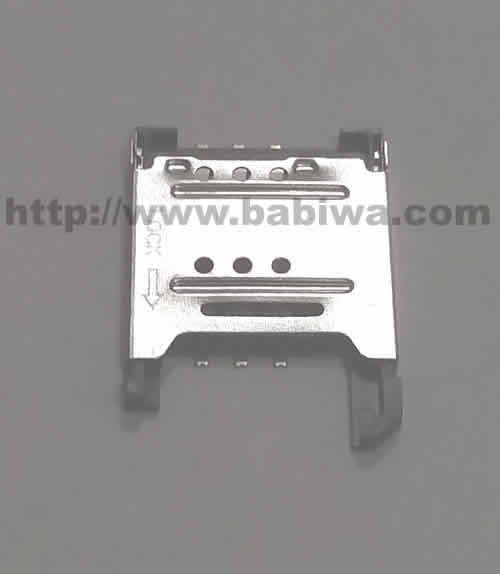 10 pieces of Babiwa Simcard Connector No.babiwa-sim-01-C .universal Standarded Mini-Simcard Connector .universal Simcard Jack,Simcard Slot,Simcard Socket,Simcard Holder etc. Also provide Customized Order and Soldering Service On PCB.Wholesale and Retail Accepted. (Free Shipping via Trackable Registered Airmail to Worldwide Area)