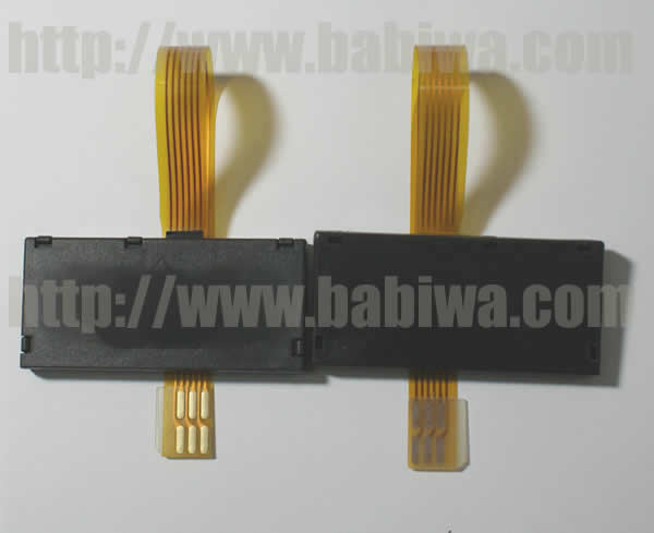 Babiwa@ No.3M Universal Micro-simcard to Smartcard(Big-simcard) Extension Cable.Support Any devices (brands,models) using Micro simcard in Type B Bevel Direction.also called Smartcard tester on Micro-simcard holder, Micro Simcard to Smartcard Extension Cable, Micro Simcard to Smartcard Extender, Micro Simcard Connector to Smartcard Extender .Universal Micro Simcard Jack to Smartcard Linker,Extender of Micro Simcard Slot to Bigcard,Linker of Micro Simcard Socket to Smartcard Holder,Extender for Micro Simcard Holder to Bigcard.(Free Shipping via Trackable Registered Airmail to Worldwide Area WWW.BABIWA.COM)