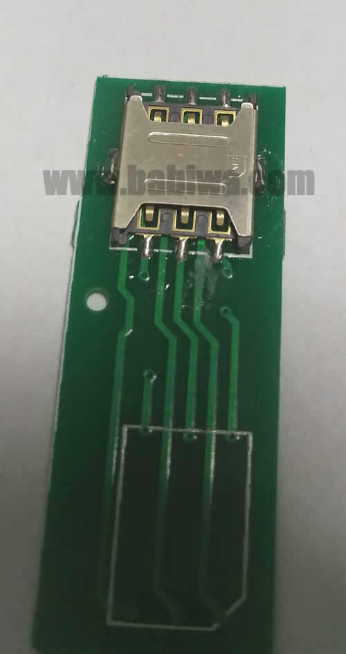Babiwa Simcard&Memorycard Parts NO.1N-01 : Universal Nano Simcard Slot (Universal Standard Nano Simcard Slot),Nano Sim card socket.Female NanoSimcard Slot.Support Any devices (brands,models) using univesal nano simcard.Support Any Mobile Network .Samples Free shipping to worldwide area.Support Large amount Wholesale & Bulkorder & Customized&DIY order .
