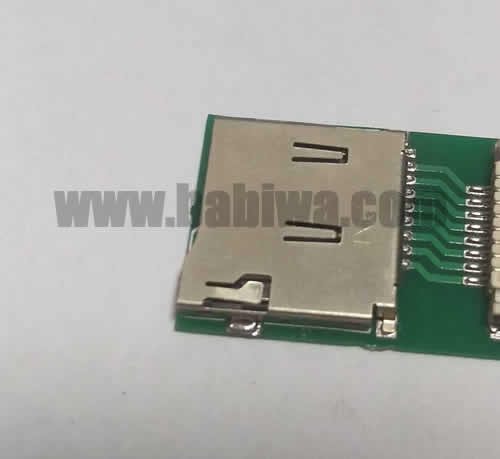 babiwa.com provide simcard and memorycard related products and soldering service on PCB(printing cirbuit board)