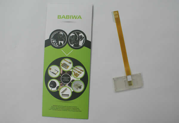 BABIWA Special Transparent Universal Big Card Extender, Type 28 Series.The Transfer Unit from BIG CARD to Normal Sim card.Strengthened Version.