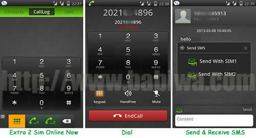 Product No.BT-IOA-3E Dual Simcards and Bluetooth PowerKit for Universal Apple IOS Device Iphone and Itouch and Universal Android Smartphone,CREDITCARD Size MINI Accessory TO Let Apple Iphone and Universal Android Smartphone to be a Triple Sim Triple Standby Mobile Phone, Turn Itouch to Dual Simcard Standby Mobile Phone,The Extra 2 simcards Support GSM EPRS .