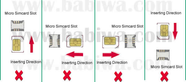 Dual Sim Adapter Of Universal Blackberry Mobile Phone