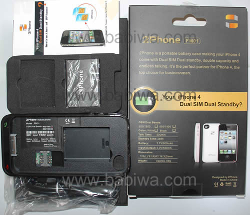 power extender for iphone 4