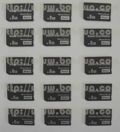 Wholesale PRO DUO Series Memory Card ,OEM Customized ,Full Capacity and Fast Data Transfer Speed ,Reliable Wholesale Bulkorder Supplier