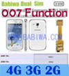 Babiwa Product ID:BW-3GL-SS - Dual Sim Card Adapter for Samsung Galaxy S7562 (Galaxy S DUOS , another s3 mini version)