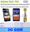 Babiwa Product ID:BW-3CL-4G - Dual Sim Card Adapter for Samsung Galaxy S2 (SII, I9100 , I910X ,SGH I777 I727...