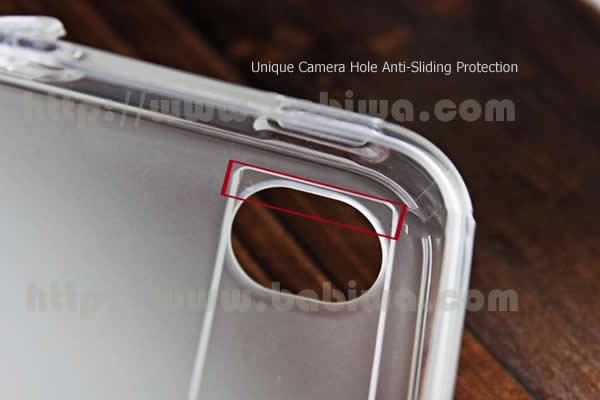 Genuine Q-Case Protection Case for Apple Iphone 4 and 4s Unique Protection of Camera Hole,Earphone Port,Charging Port