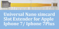 Apple Iphone 7 Nano simcard Extender Apple Iphone 7 Plus Nano simcard linker
