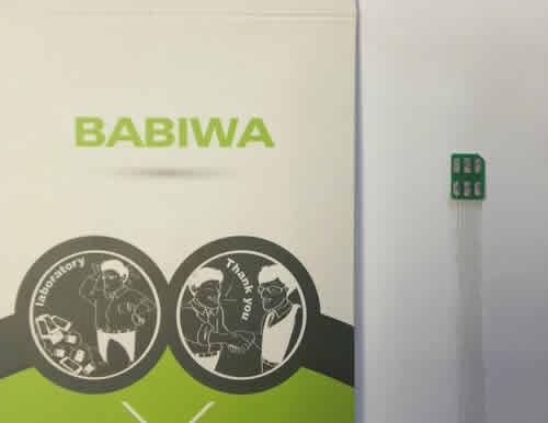 Babiwa.com Universal Simcard Bevel Direction(Angle)A B C D