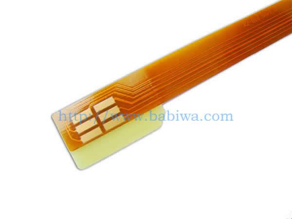 Genuine Microsim to sim card jointor type 1