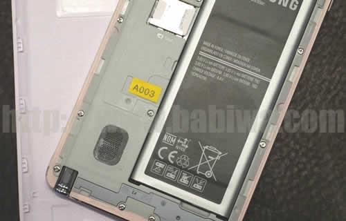 BW-N4M-5H  Genuine BABIWA© Q series Triple Sim Card Adapter for Samsung Galaxy Note 4 IV , Note IV,N910C,N910CQ,N9100,N910F,N910H,N910x,Three Simcards Holder -- FDD-LTE 4G HSDPA HSPA 3.5G WCDMA 3G GSM 2G