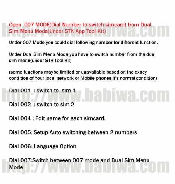 BW-N4W-05H  BABIWA© magicsim series Dual Sim Card Adapter for Samsung Galaxy Note 4 IV ,Note IV,N910C,N910CQ,N9100,N910F,N910H,N910x,Two Simcards Holder with 007 function -- FDD-LTE 4G HSDPA HSPA 3.5G WCDMA 3G GSM 2G