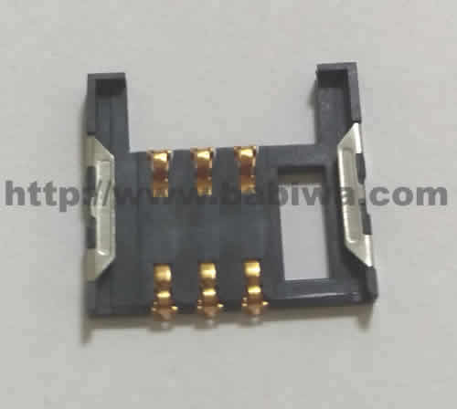 10 pieces of Babiwa Simcard Connector No.babiwa-sim-01-B .Univeral Standarded Mini-Simcard Connector .Univerval Simcard Jack,Simcard Slot,Simcard Socket,Simcard Holder etc. Also provide Customized Order and Soldering Service On PCB.Wholesale and Retail Accepted. (Free Shipping via Trackable Registered Airmail to Worldwide Area)