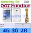 Babiwa ID Produk: BW-3GL-SS - Dual Sim Kad Adapter untuk S7562 Samsung Galaxy (Galaxy S duos, satu lagi versi mini s3)