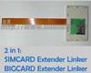 BABIWA Product ID: Linker Тип 2 -2 в 1 Linker: BIGCARD (смарт-карта) для Simcard конвертер и нормальные Extender слот Simcard. от Babiwa.com Devoted Поставщик Extender Linker